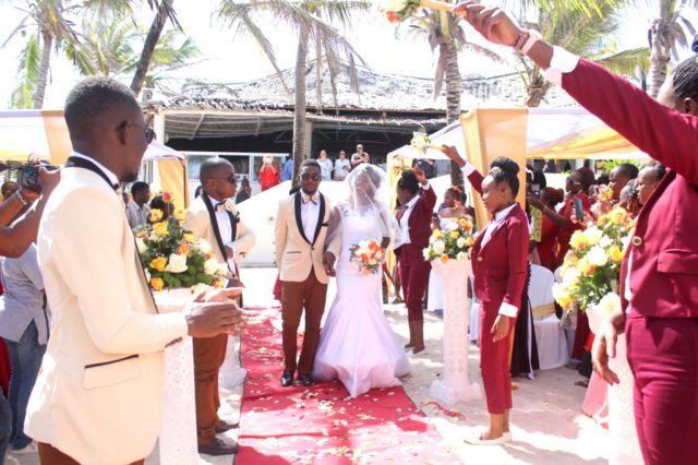 Matrimonio In Kenia : Il nostro indimenticabile matrimonio a watamu watamukenya